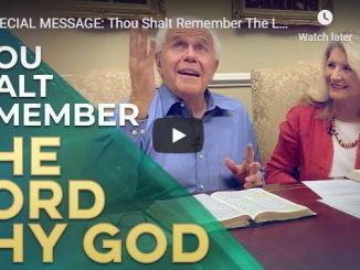 Jesse Duplantis Message - Thou Shalt Remember The Lord Thy God