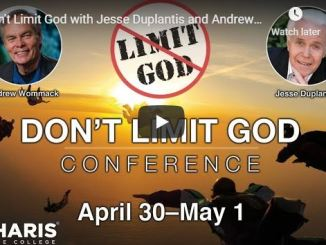 Jesse Duplantis and Andrew Womack - Don't Limit God