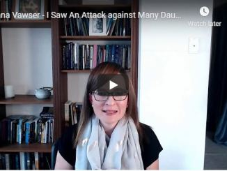 Lana Vawser Message - I Saw An Attack against Many Daughters of God