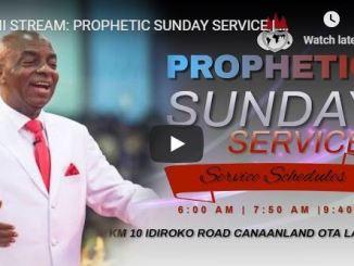 Living Faith Church Sunday Service May 24 2020
