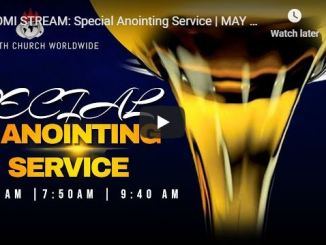 Living Faith Church Sunday Service With Bishop David Oyedepo May 17