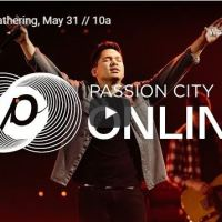 Passion City Church Pentecost Sunday Service May 31 2020 - Louie Giglio