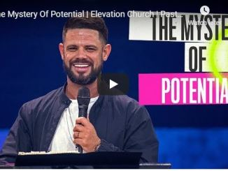 Pastor Steven Furtick Sermon - The Mystery Of Potential