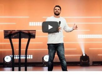 Pastor Steven Furtick Sunday Live Service May 24 2020