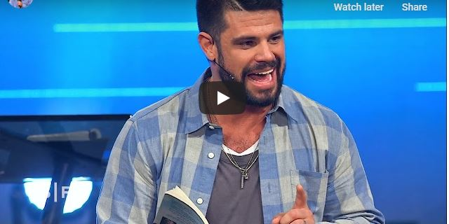Pastor Steven Furtick Sunday Service May 31 2020 in Elevation Church