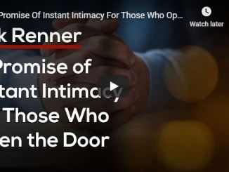 Rick Renner - Promise Of Instant Intimacy For Those Who Open The Door