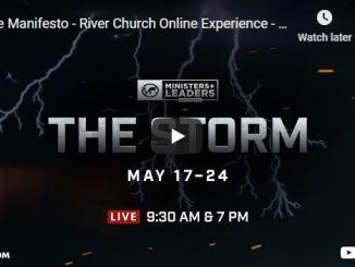 River Church Sunday Service May 24 2020