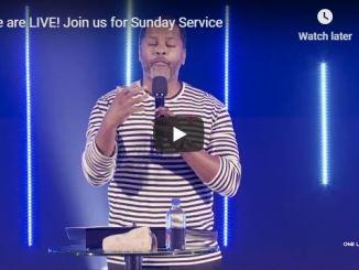 Sarah Jakes Roberts Pentecost Sunday Service May 31 2020