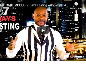 7 Days Fasting with Pastor Alph Lukau 2020 - Alleluia Ministries