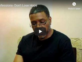 Creflo Dollar Message - Confessions- Don't Lose Hope - June 15