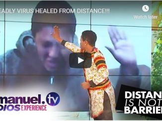 Deadly Virus Healed From Distance - Prophetess Yinka - Emmanuel TV