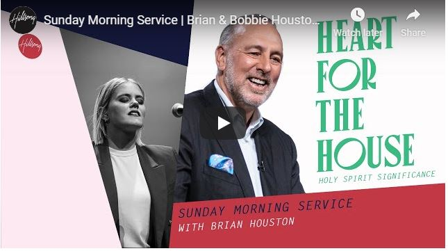 Hillsong Church Sunday Morning Service June 21 2020