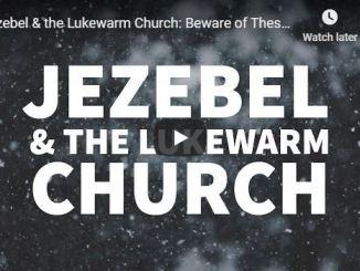 Jennifer Leclaire Message - Jezebel & the Lukewarm Church - June 2020