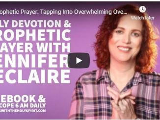 Jennifer Leclaire - Tapping Into Overwhelming Overflow - June 10 2020