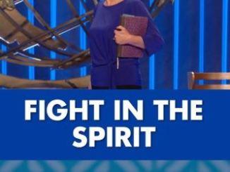 Joyce Meyer Message - Fight In The Spirit - June 8 2020