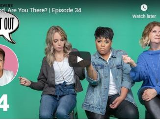 Joyce Meyer Podcast - God, Are You There? - June 2020