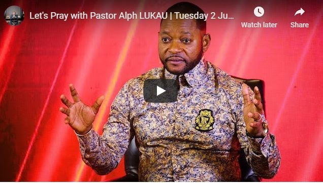 Let's Pray with Pastor Alph Lukau - June 2020