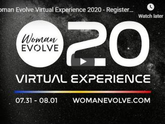 Register For Sarah Jakes Roberts Woman Evolve Virtual Experience 2020