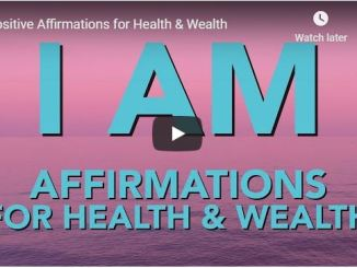Terri Savelle Foy - Positive Affirmations for Health & Wealth - June 2020