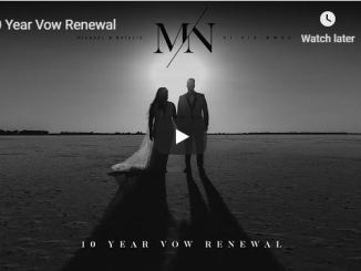 Watch Vow Renewal Of Pastor Michael & Natalie Todd