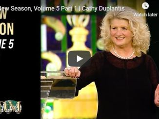 Cathy Duplantis Sermon - A New Season (Volume 5) - 2020