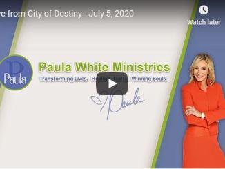 City of Destiny Sunday Live Service July 5 2020 With Paula White