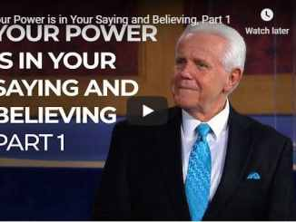 Jesse Duplantis Sermon - Your Power is in Your Saying and Believing