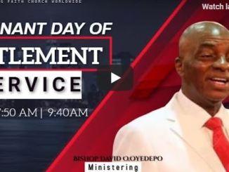 Living Faith Church Sunday Live Service July 5 2020