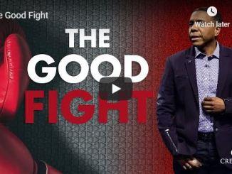 Pastor Creflo Dollar Sermon - The Good Fight - July 1 2020