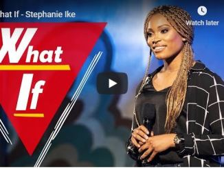Pastor Stephanie Ike - What If - July 5 2020 - Potters House At One LA