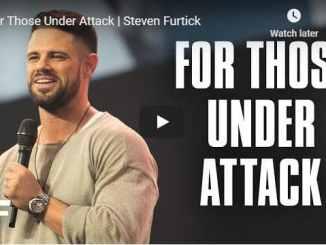 Pastor Steven Furtick Sermon - For Those Under Attack - July 14 2020