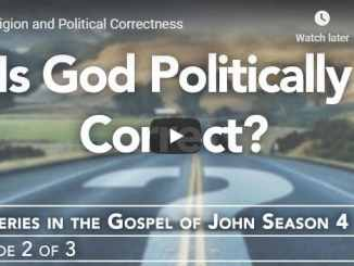 Rabbi Schneider - Religion and Political Correctness - July 13 2020