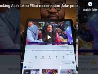 Shocking Alph Lukau Elliot Resurrection and Miracles Exposed - Jay Israel