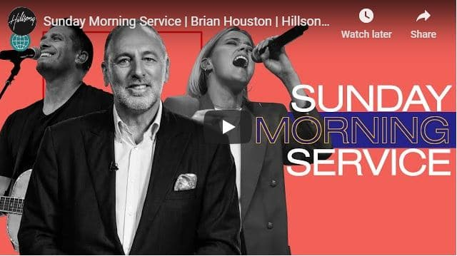 Hillsong Church Sunday Live Service August 16 2020 With Brian Houston