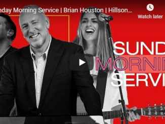 Hillsong Church Sunday Live Service August 30 2020 With Brian Houston