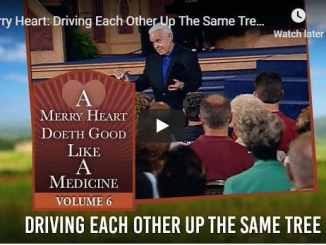 Jesse Duplantis - Merry Heart - Driving Each Other Up The Same Tree