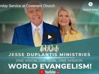 Jesse Duplantis Sunday Live Service August 16 2020