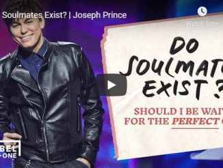 Joseph Prince Sermon - Do Soulmates Exist - August 12 2020