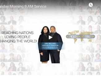 Pastor Bill Winston Sunday Live Service August 16 2020