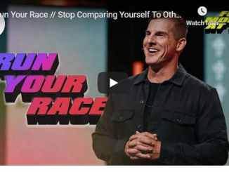 Pastor Craig Groeschel Sermon - Run Your Race - August 16 2020