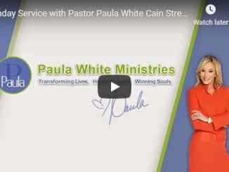 Paula White Sunday Live Service August 16 2020