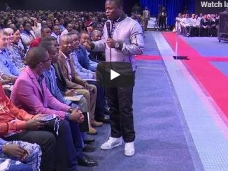 Prophet Shepherd Bushiri Sunday Live Service August 23 2020 At ECG