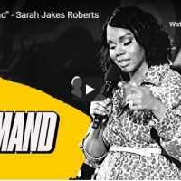 Sermon: Sarah Jakes Roberts - In Demand - August 11 2020