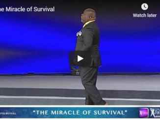 TD Jakes Sermon - The Miracle of Survival - August 12 2020
