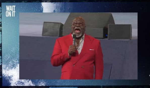 Bishop TD Jakes - What Does it Feel Like to Have a Visit From God