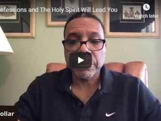 Creflo Dollar - Confessions and The Holy Spirit Will Lead You