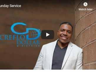 Creflo Dollar Sunday Live Service September 13 2020