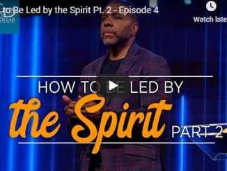 Creflo Dollar - How to Be Led by the Spirit Part 2