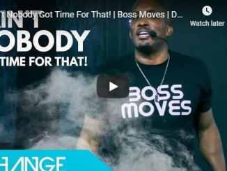 Dr. Dharius Daniels - Boss Moves - September 2020