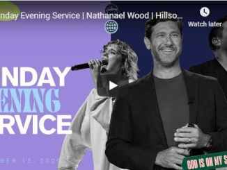 Hillsong Church Online Sunday Live Service September 13 2020